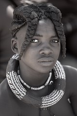 Himba Child - Namib
