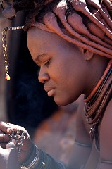 Himba Woman - Namib